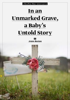 In An Unmarked Grave, A Baby Who Died On For-Profit Foster Company's Watch. #LawOfficeOfLouisSchneider http://www.buzzfeed.com/aramroston/in-an-unmarked-grave-a-baby-who-died-on-for-profit-foster-co#.oqB0ZLoZw