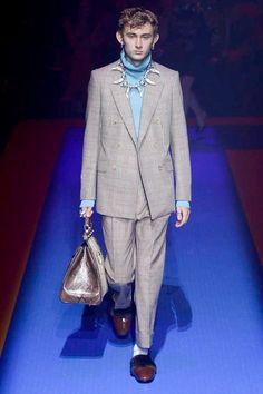 Male Fashion Trends: Gucci Spring-Summer 2018 - Milan Fashion Week
