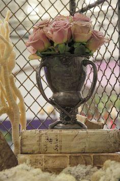 Antique trophys