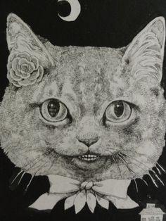 CHESHIRE CAT BY HIGUCHI YUKO