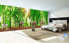 3D Africa Animals Forest Entire Room Wallpaper Wall Murals Prints IDCQW-000106 Living Room Wall Wallpaper, 3d Wallpaper For Walls, World Map Wallpaper, Photo Wallpaper, 3d Wall Murals, Floor Murals, Wall Art, Nursery Wall Stickers, Removable Wall Stickers