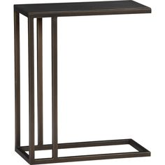 """Echelon C Table in Side, Coffee Tables 