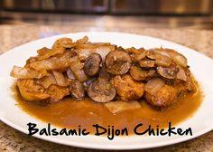balsamic dijon chicken