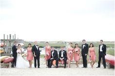 PAM and ALEX'S BACKYARD DIY TRURO WEDDING | CAPE COD WEDDING PHOTOGRAPHY