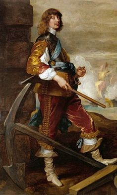 Algernon Percy, 10th Earl of Northumberland (1602-68) and Lord High Admiral, became the highest ranking member of Charles' government to side with the Parliamentarians and was made guardian of Prince Henry and Princess Elizabeth after their capture. However, as a member of the Rump Parliament, he was a leading opponent of the king's execution.