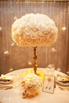 25 Stunning Wedding Centerpieces - Part 14 - Belle the Magazine . The Wedding Blog For The Sophisticated Bride,  Go To www.likegossip.com to get more Gossip News!