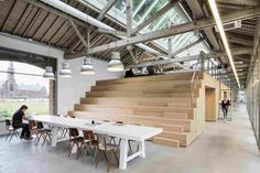Реконструкция исторического здания в Нидерландах