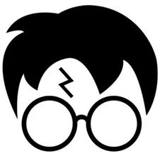 Here you find the best free Silhouette Harry Potter Clip Art collection. You can use these free Silhouette Harry Potter Clip Art for your websites, documents or presentations. Harry Potter Clip Art, Harry Potter Diy, Harry Potter Rosto, Harry Potter Visage, Chapeau Harry Potter, Lunette Harry Potter, Harry Potter Stencils, Hery Potter, Harry Potter Thema
