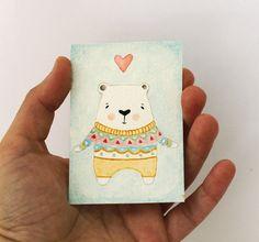 Ursus, the polar bear by Sweet Bestiary