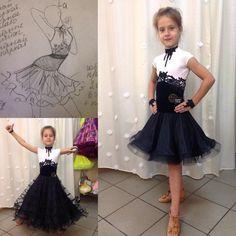 Рейтинговое платье с двумя юбочками для нашей Виталины). Поздравляем ребят с победой на сегодняшнем турнире!!!