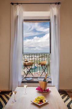 Ibiza town & the bay Ibiza Town, Windows, Room, Towers, Bedroom, Ibiza, Rooms, Ramen, Rum