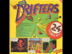 The Drifters - Kissin In The Back Row Of The Movies - YouTube