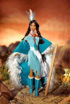 2002 Spirit of the Water Barbie® | Barbie Native Spirit Collection *WORLD CULTURE
