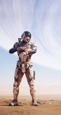 Andromeda Pathfinder Mass Effect Series Mass Effect Characters, Sci Fi Characters, Armor Concept, Concept Art, Android Robot, Character Concept, Character Art, Space Armor, Art Science Fiction