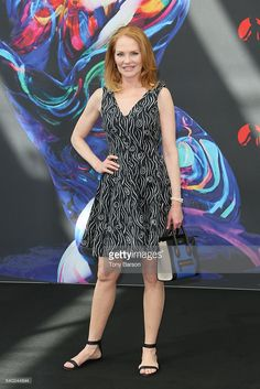 Marg Helgenberger attends Photocall as part of the 56th Monte Carlo Tv Festival at the Grimaldi Forum on June 14, 2016 in Monte-Carlo, Monaco.
