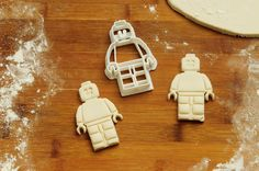 Lego - Cookie Cutters