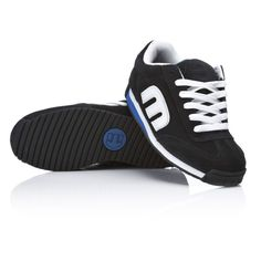 online store f0f40 0b281 Etnies Low Cut 2 Shoes - Navy White Blue