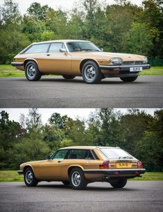 Jaguar XJS Lynx Eventer : AwesomeCarMods