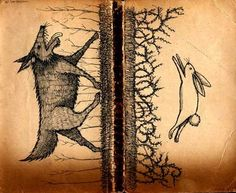 Jon Carling is an illustrator and animator who works on old scraps of paper and dismembered books to create a delicate monochrome world from dreams and imaginings.