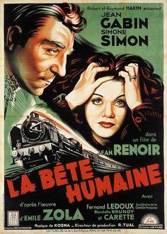 La bestia humana (1938) - FilmAffinity