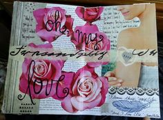 Kelly Kilmer Artist and Instructor: 13 June 2014 Journal Page