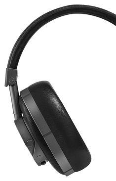 Master & Dynamic Premium High Definition Bluetooth Wireless Over-Ear Headphone - Gun Metal Wireless Headphones, In Ear Headphones, Bluetooth, High Definition, Sling Backpack, Electronics, Amazon, Metal, Bags