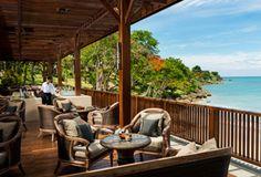Four Seasons Resort Bali at Jimbaran Bay.  ALWAYS wanted a BALI honeymoon!!