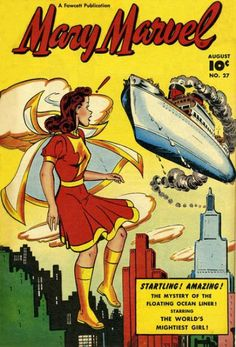 Mary Marvel (Volume) - Comic Vine