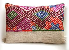 Turkish  Anatolian wool kilim Pillow Cover  rug by mothersatelier, $129.00