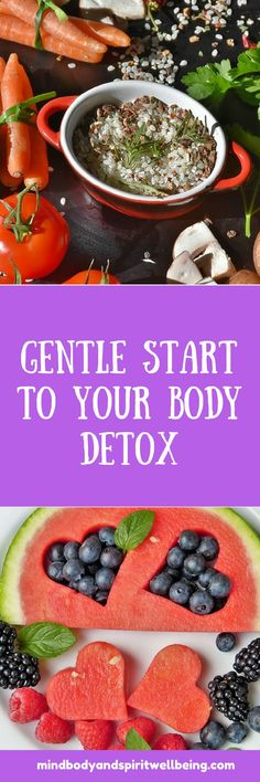 easy detox, 1-day detox, benefits of brown rice, fruits, healthy cleanse