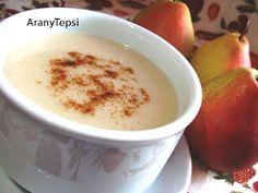 Soup And Salad, Food Inspiration, Food And Drink, Pudding, Drinks, Cooking, Tableware, Desserts, Recipes