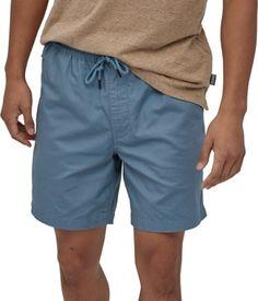 Patagonia Baggies, Patagonia Shorts, Short Bleu, Site Mode, Hemp Fabric, Textiles, Coton Biologique, Outdoor Outfit, Patterned Shorts