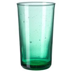 Стакан, зеленый