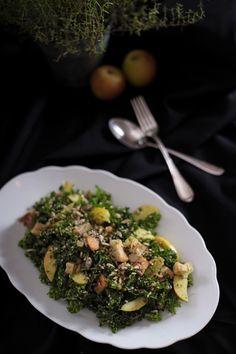 Winter Panzanella Salad - Green Évi