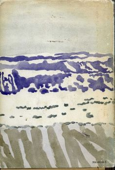 Fairfield Porter (back cover of The Crystal Lithium - 1972)