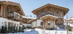 Luxus-Chalets in Tirol - Chalets mit Private Spa - Ihr exklusives Ferienzuhause im Hüttendorf Ladizium