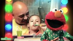Sesame Street: Healthy Teeth, Healthy Me: Brushy Brush w Elmo (hip hop style, really cute vid.)