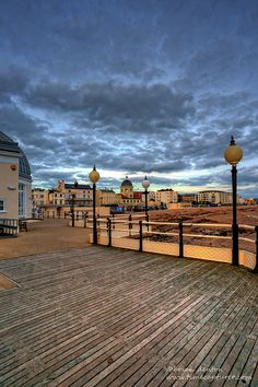 Worthing Boardwalk, Worthing, England Copyright: Brian Denton