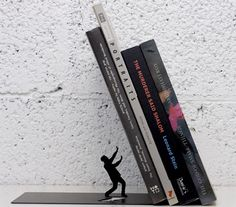 Falling bookends - Artori Design