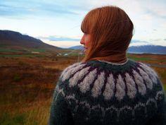 Isländische Pullover Islandpullover