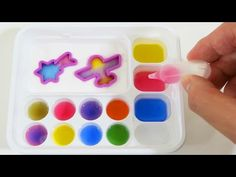 Kracie Oekaki Gummy Land DIY Kit Make Your Own Candy - Plane, Comet, Cloud, and Car Shapes! - YouTube