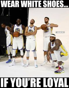 Kevin Durant and DeMarcus Cousins are left out of the loyalty club. Funny Nba Memes, Funny Basketball Memes, Nba Basketball Teams, Basketball Tricks, Nfl Memes, Basketball Stuff, Basketball Wallpapers Hd, Stephen Curry Basketball, Nba Pictures