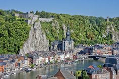 Let's travel the world!: Dinant, Belgium!
