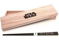 Chopsticks Star Wars w/ Wooden Case - BB-8