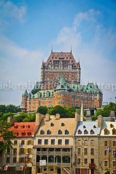 Chateau Champlain  Fine Art Photography by PatrickRabbatPhotos, $25.00