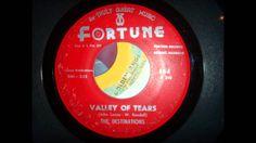 Destinations - Valley of Tears - Mega Rare Detroit Doo Wop Ballad
