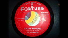 Destinations - Valley of Tears - Mega Rare Detroit Doo Wop Ballad