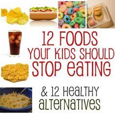 Kid's Healthy Food