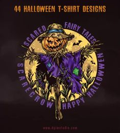 All designs were created with care to detail for all those Halloween lovers. The collection will be perfect for kids, Halloween clubs, t-shirts and other apparel producers, merchandise.