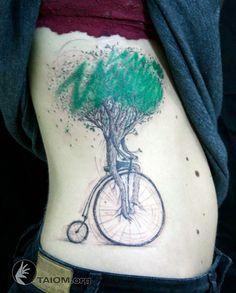 http://tattoo-ideas.us #tree #tattoo